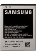 Samsung batéria EB-F1A2GBU pre Samsung Galaxy S II i9100, 1650mAh, eko-balenie