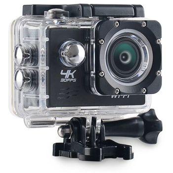 Akční outdoorová kamera 4K 30fps, fullHD 60fps + bohaté příslušenství