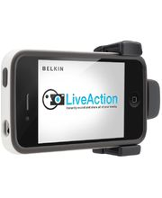 Belkin iPhone LiveAction Camera Grip - iPhone jako fotopistole F8Z888cw
